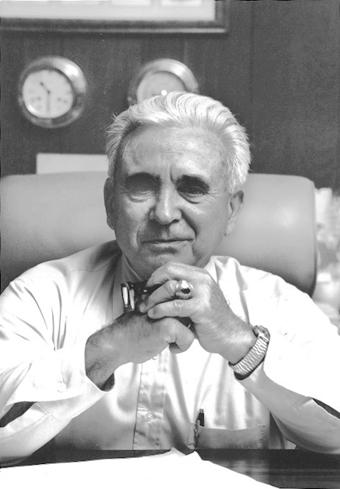 アビリティーズ運動創始者、ヘンリー・ビスカルディ氏
