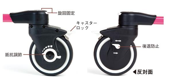 標準車輪ベース リフトンペーサー