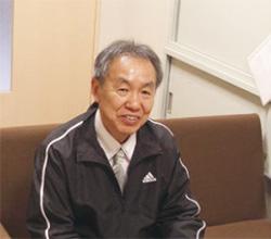 甲山福祉センター理事、特別養護老人ホーム甲寿園、施設長 狭間 孝氏