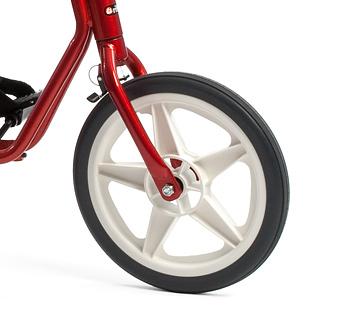 ライサイクル 頑丈な車輪
