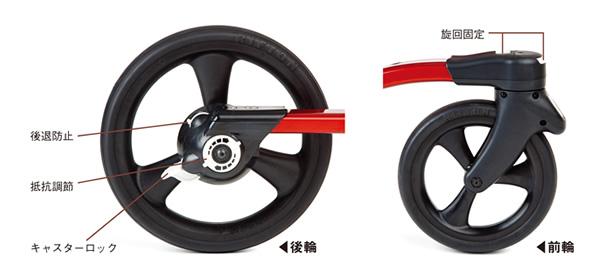 大車輪ベース リフトンペーサー