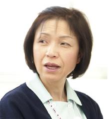 相澤病院、病棟看護支援部門長、生活支援課課長 山﨑 明子氏