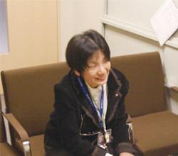 特別養護老人ホーム 甲寿園、副施設長、介護福祉士、介護支援専門員 中野 由理氏