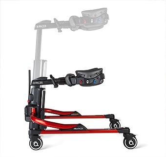 電動昇降機能 免荷表示装置付歩行訓練車 リフトン ペーサー(電動)