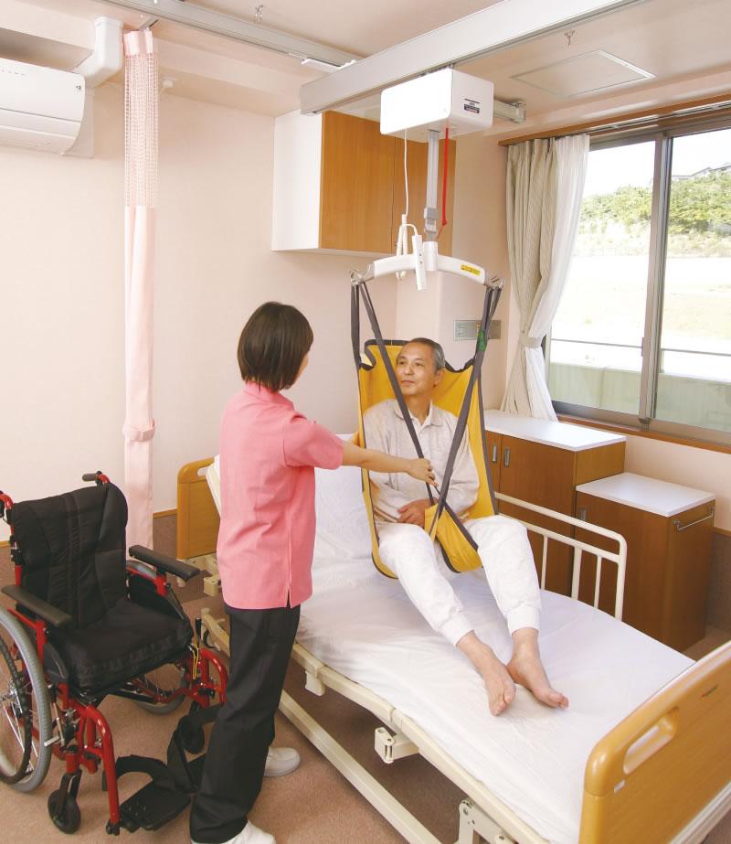 デンマーク施設見学で見た「持ち上げない介護」の現状 ...