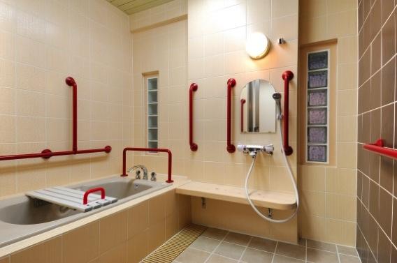 気まま館 柏 2F浴槽