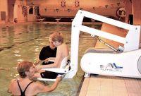 移動式 プールリフト i-swim