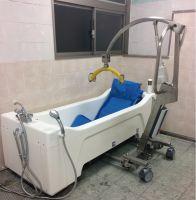 入浴用 床走行リフト マルチリフト(電動昇降式)
