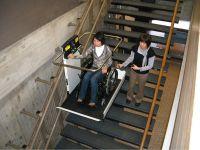 車いす用階段昇降機 アルティラ