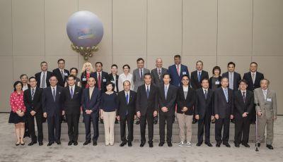 香港で第1回福祉機器展(GIES EXPO)開催される。