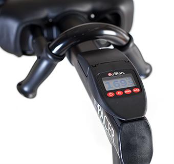 免荷表示機能 免荷表示装置付歩行訓練車 リフトン ペーサー(電動)